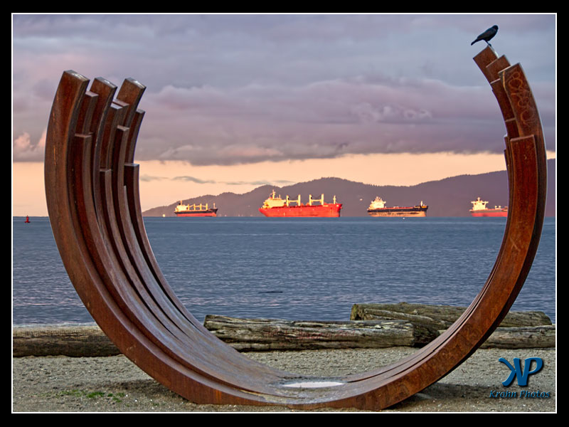 English Bay, Vancouver, BC, Canada