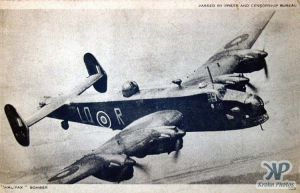 cd2001-pc25.jpg - Halifax Bomber